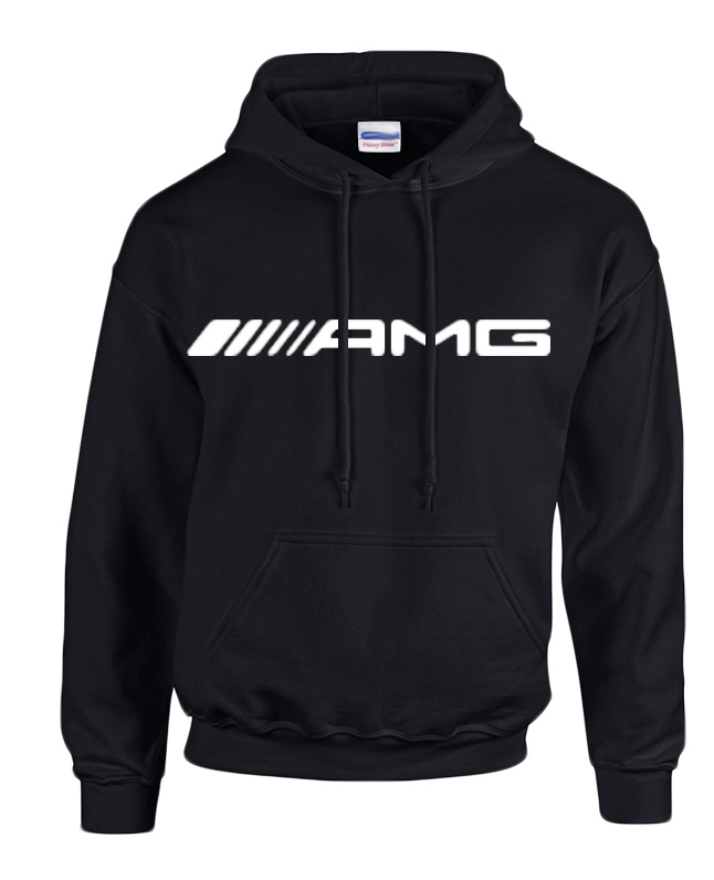mercedes benz amg hooded sweater sweatshirt hoodie