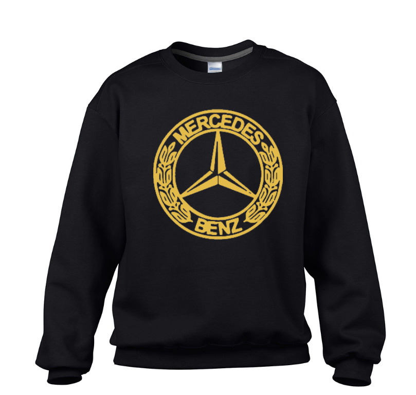Mercedes Benz Crewneck Sweater Technik Apparel