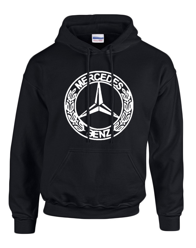 Mercedes benz hooded sweater sweatshirt hoodie technik for Mercedes benz shirts and clothing
